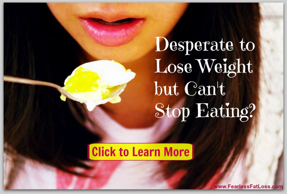 Desperate to Lose Weight But Can't Stop Eating?